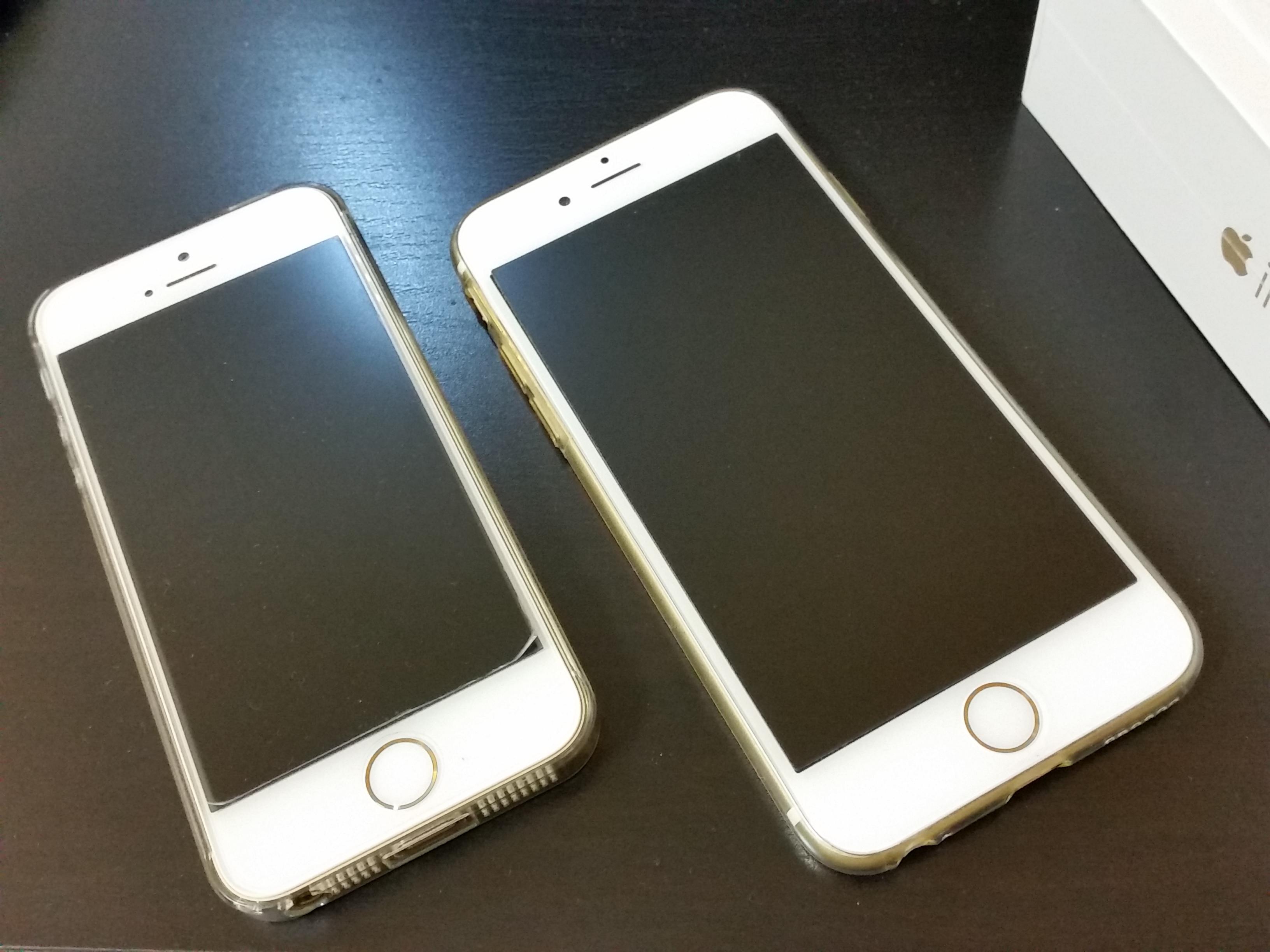 iPhone 5sユーザーはiPhone 6sへの購入を思い悩む人が多い?本体サイズの大きさがネックに